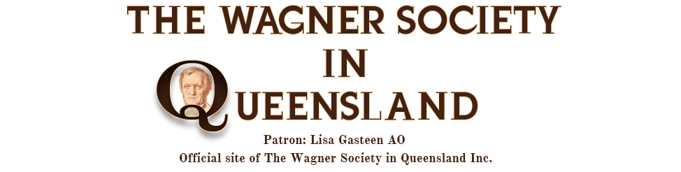 Wagner Society in Queensland